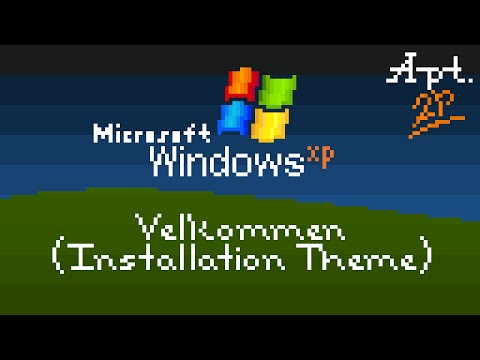 Velkommen ( Installation Theme ) | Windows XP Music Cover By Apt. 2P