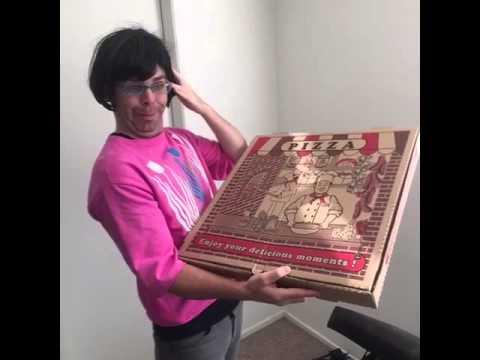 Pizza (w/ Vincent Marcus, Jason Nash, & Cathy)