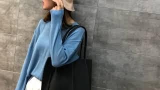 kirahosi 여성 토트백 패션 숄더백 가방 패션 데…