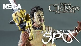 Toy Spot - NECA The Texas Chainsaw Massacre Ultimate Leatherface