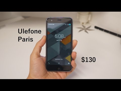 ulefone-paris:-unboxing-and-review