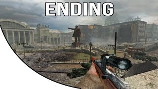 Call of Duty United Offensive Gameplay Walkthrough Part 11 - Soviet Campaign - ENDING