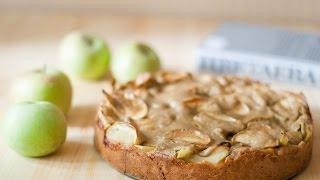 Готовим вкусно: яблочный цветаевский пирог.Замечательный,вкусный,нежный и изысканный пирог.