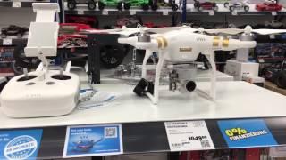 Квадрокоптер DJI Phantom 4(, 2016-06-04T18:07:36.000Z)