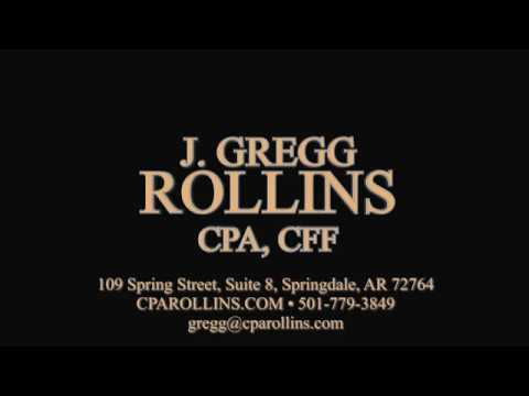 Fort Smith AR Tax Preparation/Fort Smith AR Audit Services/Fraud Investigation/Litigation Support