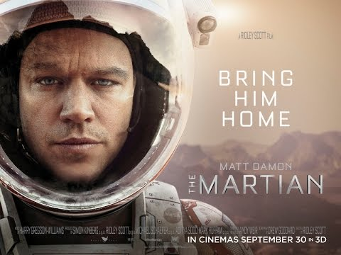The Martian 2015 Movie