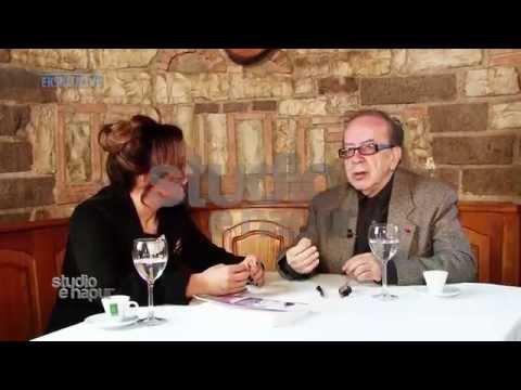 Eni Vasili interviste me Ismail Kadare