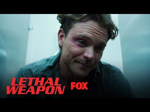Riggs Avoids Telling Dr. Maureen The Truth | Season 1 Ep. 2 | LETHAL WEAPON