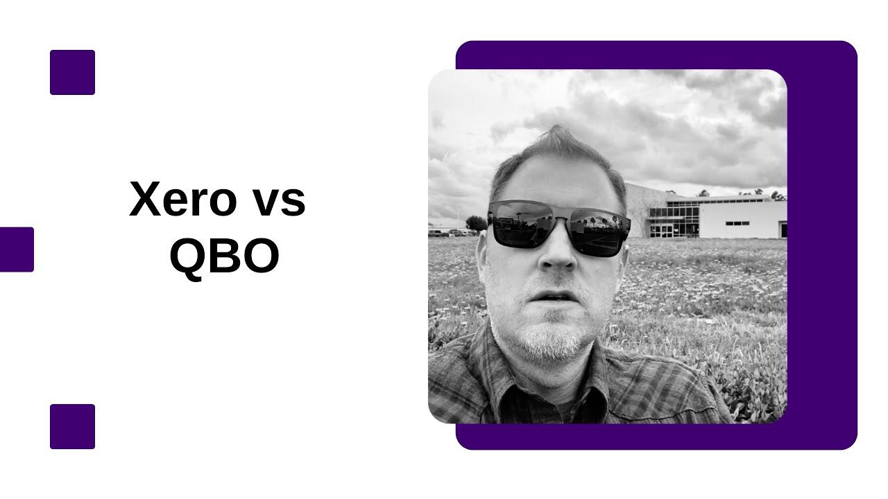 Xero vs QBO