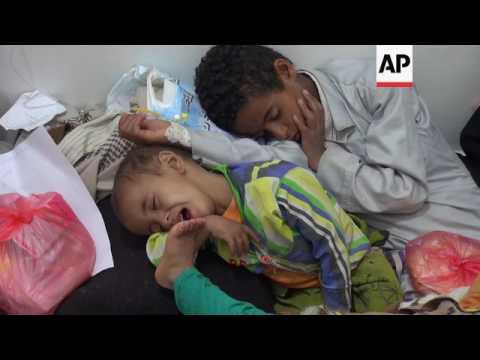 Emergency declared in Yemen over cholera outbreak