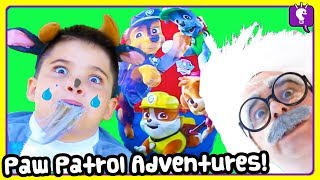 Paw Patrol + Goat ADVENTURE Compilation with HobbyKidsTV