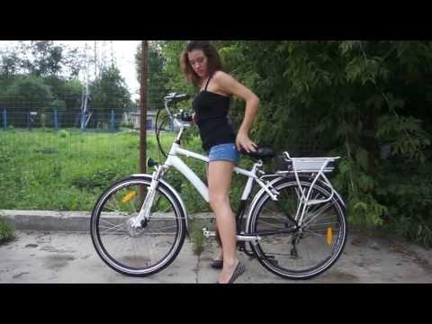 Электровелосипеды АрмадА TDF обзор