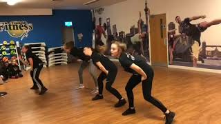 Nuh Ready - Calvin Harris ft. PARTYNEXTDOOR. Workshop at Epic Dance Academy