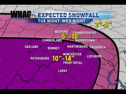 Winter Weather Alert: Bryan