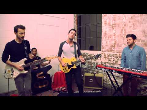 Not A Bad Thing   Justin Timberlake   The Shadowboxers Cover