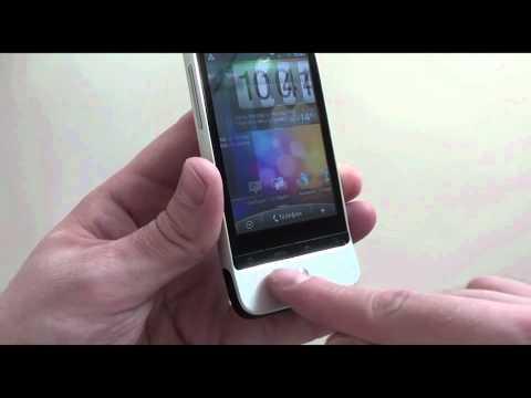 Обзор телефона HTC Legend ( a6363 ) от Video-shoper.ru