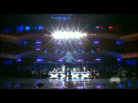 Tommy Franklin - Jack of all Trades - Australia's Got Talent 2013 - Audition [FULL]