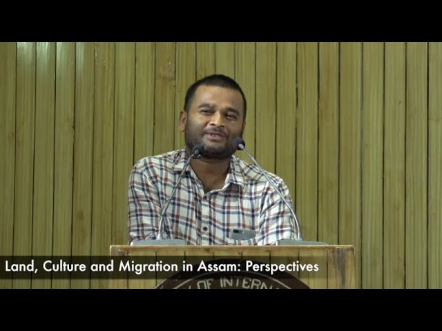 Land, Culture and Migration in #Assam | People' Tribunal on #NRC processes