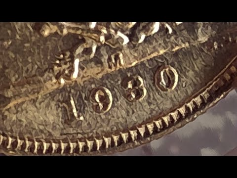 What's in a head if you are a Sovereign? | The Rare 1930 Melbourne Gold Sovereign