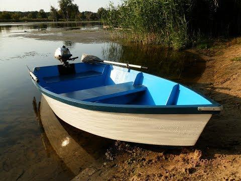 Лодка своими руками 5 часть Испытания!!!