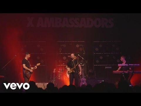 X Ambassadors - Naked (Live On The Honda Stage At The Fonda Theater) thumbnail