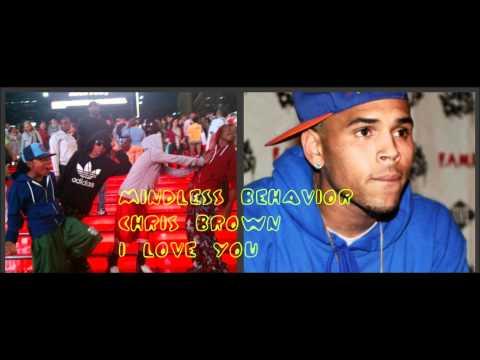 Mindless Behavior feat. Chris Brown I Love You