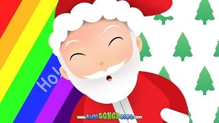 Jingle Bells  | BEST CHRISTMAS SONGS | Children Song Compilation from KidsSongsClub