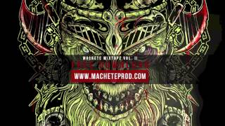 Machete Mixtape II - Ganja Boat - El Raton, Nitro, En?gma (Prod. by The Orthopedic)