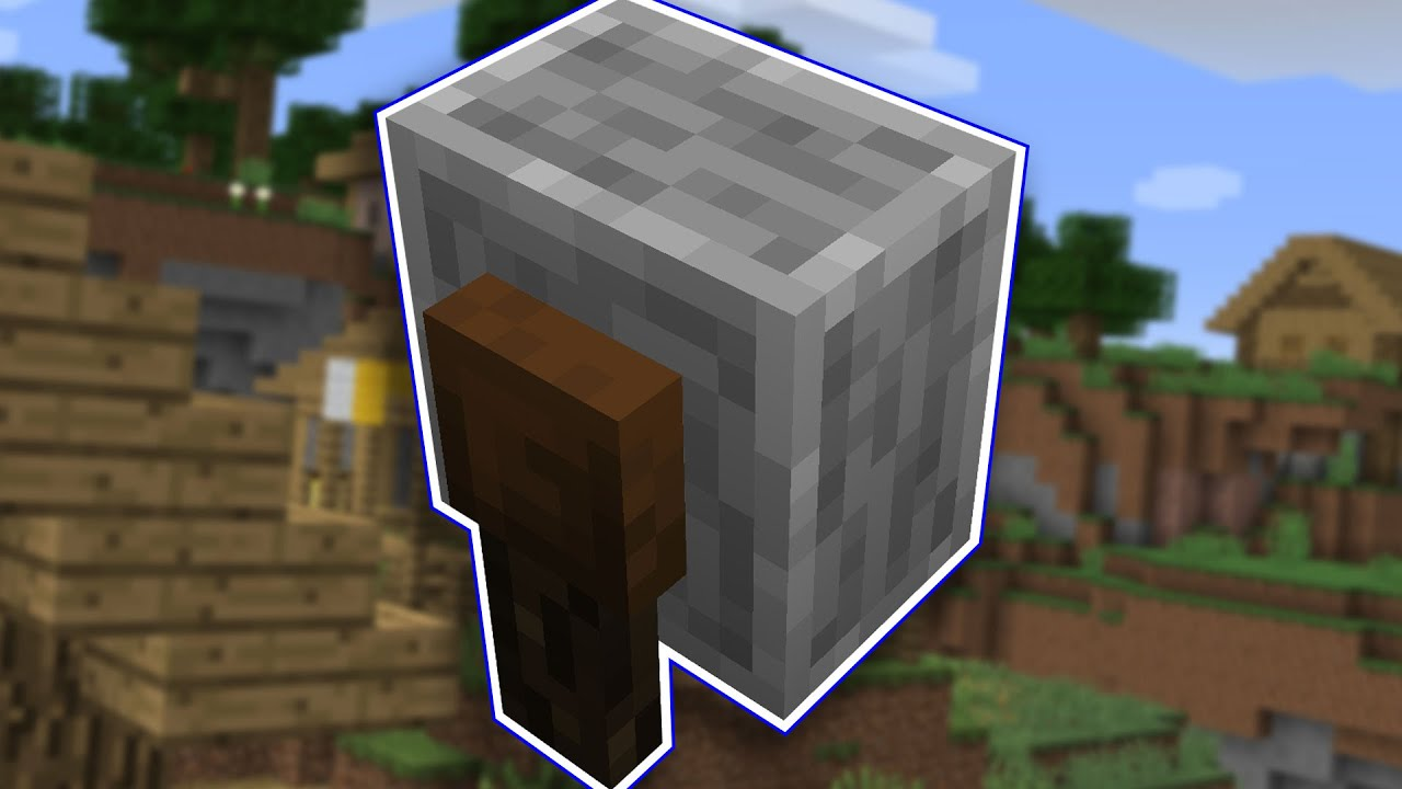 How To Use The Grindstone In Minecraft Youtube
