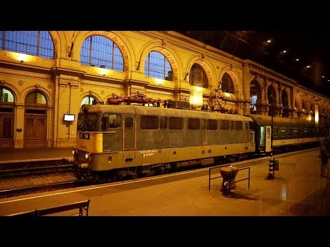 [EN 473] Budapest - Bucharest by Train / ルーマニア 鉄道の旅