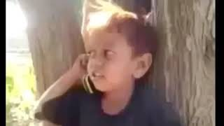 Warning_use headphones abusing by a small kid awesome edit