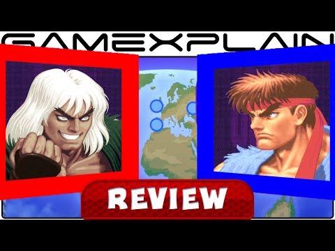 Ultra Street Fighter II - REVIEW FOLLOW-UP (Online Play & Final Score!)