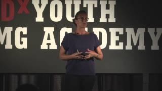 A grandslam life | Mary Pierce | TEDxYouth@IMGAcademy