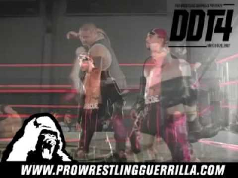 PWG Dynamite Duumvirate Tag Team Title Tournament Night 2