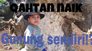 Video WOW!! ADIKKU (4tahun) BISA NAIK GUNUNG 2,5 KM SENDIRI? part 2 - FATIMVLOG6 download MP3, 3GP, MP4, WEBM, AVI, FLV Desember 2017