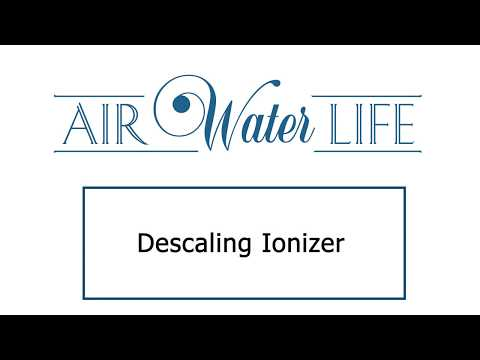 Air Water Life | Alkaline Water Ionizer Descaling Video