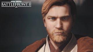 Star Wars Battlefront II: Kenobi & Grievous | Cinematic Imagery