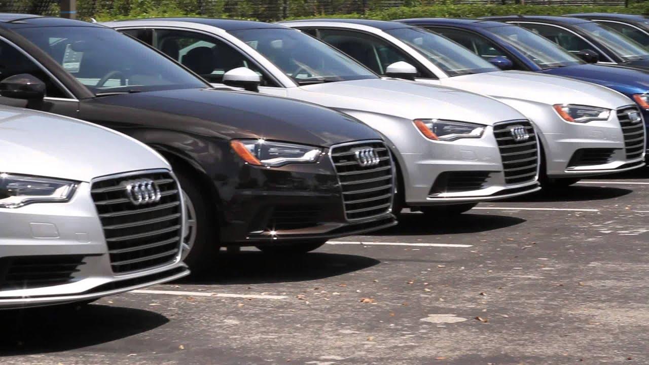 Audi North Orlando Summer Of Audi YouTube - Audi north orlando