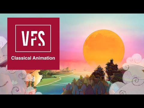 Between The Clouds - Vancouver Film School (VFS)