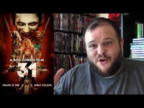 31 (2016) movie review horror Rob Zombie film streaming vf