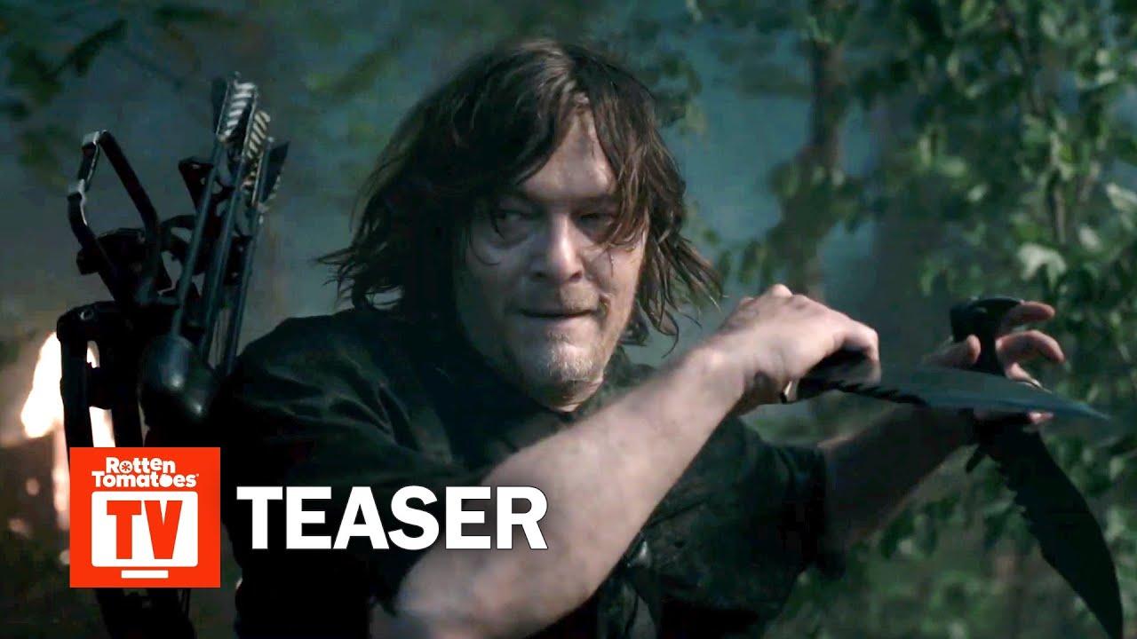 The Walking Dead Season 10 Teaser | 'Silence' | Rotten Tomatoes TV