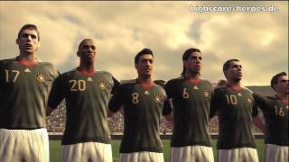 PES 2011: Germany vs. England Gameplay [Gameplay] [HD]