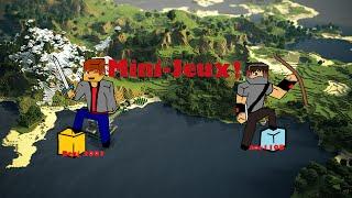 KTP/UHC RUN Minecraft sur le serveur Sama Games