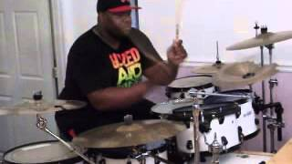 Mali Music - All the glory belongs to you God / Drum Cover by Nick 2Stixx Mcguire