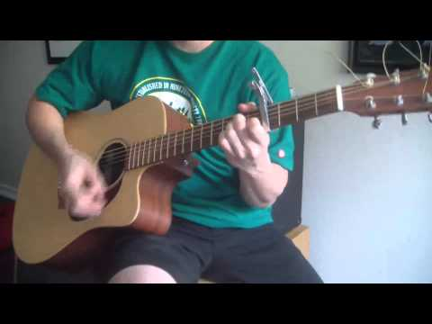 Hey Ya by Matthew Weddle Acoustic Cover SUPER EASY Guitar Tutorial