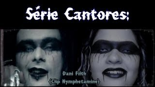 Cradle Of Filth-Nymphetamine (Pedido: Cleiton Manson)Dani Filth Makeup