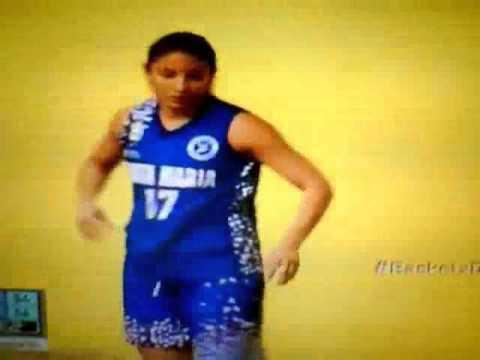 Liga Ecuatoriana de Baloncesto Femenina 2.016: Triple E 54-58 Santamaría