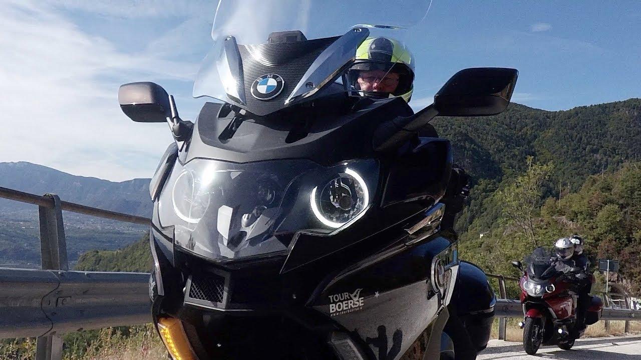 Repeat BMW K1600 Around Bolzano P4-D5 by Sir Arthur BMW
