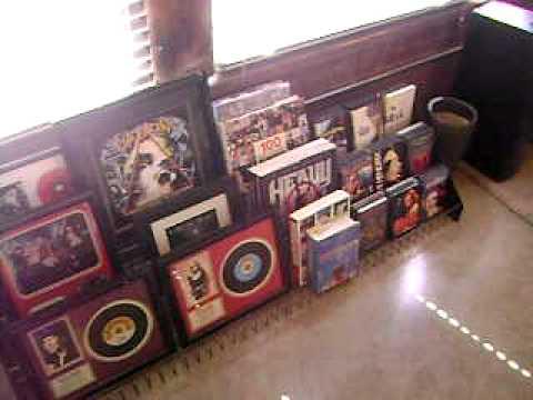 Vinyl Collection 69 + Music Room Updates!!!!
