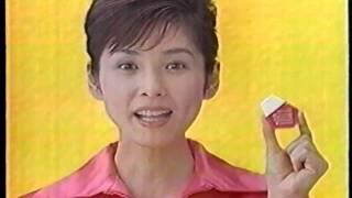 1996年ごろの参天製薬の目薬サンテドウ プラスEのCMです。黒木瞳さんが...